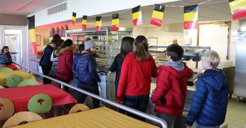 """Le Restaurant scolaire """"le Resto"""" Riedisheim"""