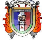 Logo des pompiers de Riedisheim