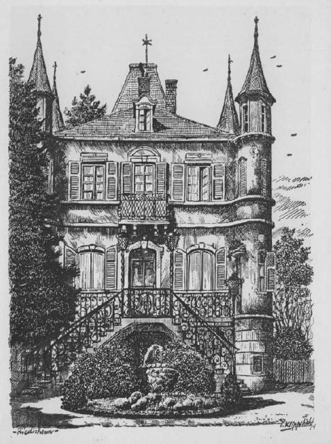Le « château » des Quatre Tourelles