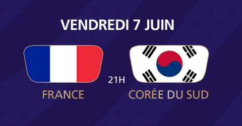 Fan Zone Riedisheim 2019 - Coupe du Monde France Corée du Sud