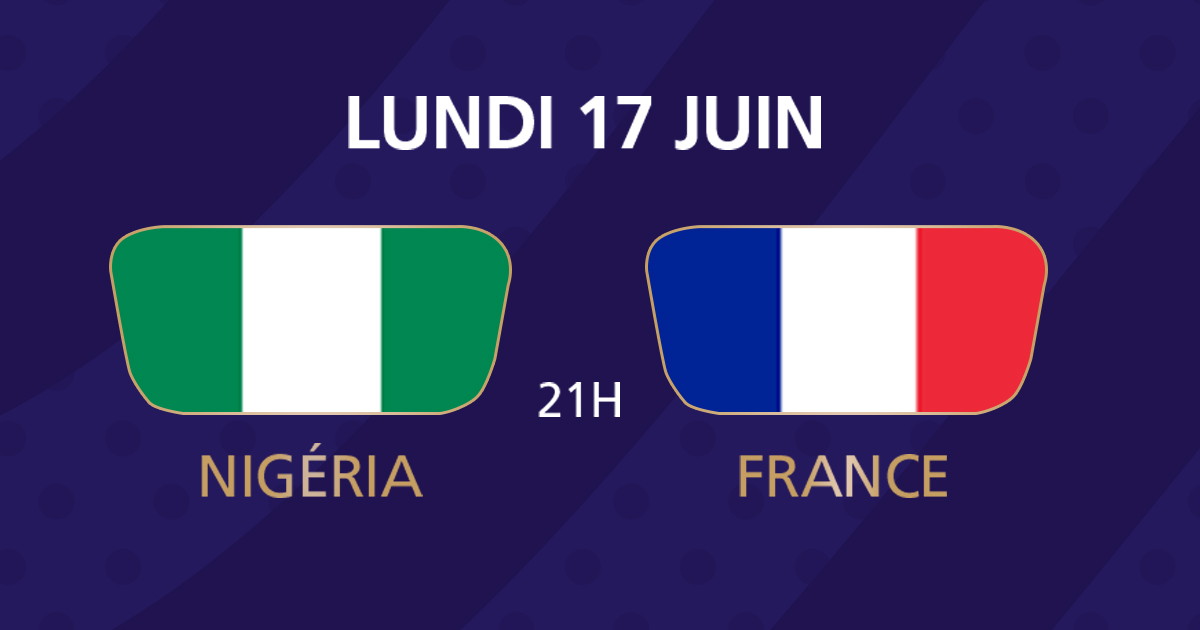 Fan Zone Riedisheim 2019 - Coupe du Monde France Nigéria