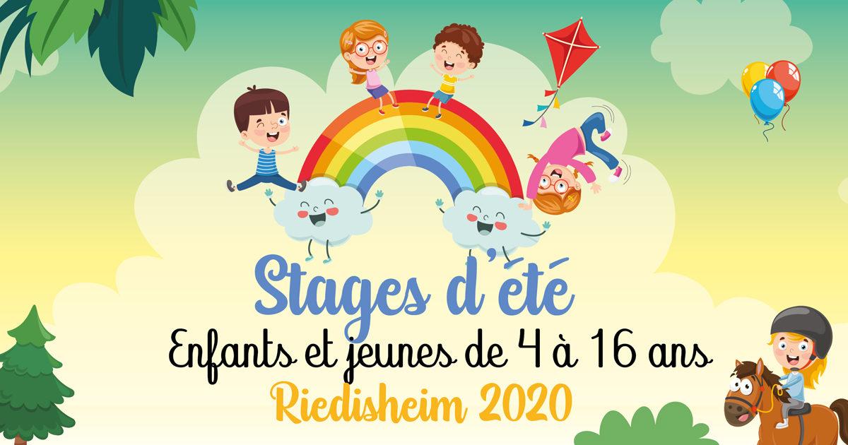 stages d'été 2020